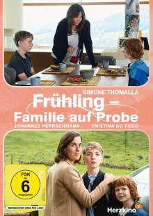Frühling - Familie auf Probe, DVD