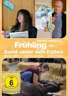 Frühling - Sand unter den Füßen, DVD