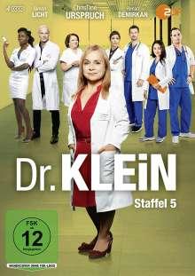 Dr. Klein Staffel 5 (finale Staffel), 3 DVDs