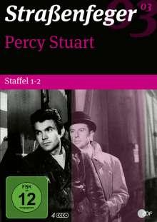 Straßenfeger Vol.3: Percy Stuart Staffel 1 & 2, 4 DVDs