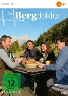 Der Bergdoktor Staffel 12 (2019), 3 DVDs