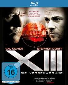 XIII - Die Verschwörung (Blu-ray), Blu-ray Disc
