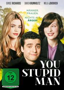 You Stupid Man, DVD