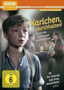Karlchen, durchhalten!, DVD
