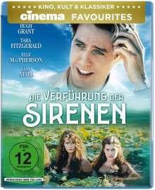 Die Verführung der Sirenen (Blu-ray), Blu-ray Disc