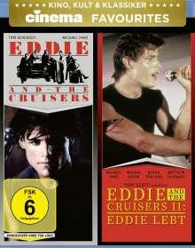 Eddie and The Cruisers 1 & 2 (Blu-ray), Blu-ray Disc