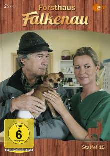 Forsthaus Falkenau Staffel 15, 3 DVDs