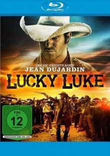 Lucky Luke (2009) (Blu-ray), Blu-ray Disc