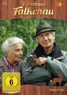 Forsthaus Falkenau Staffel 16, 3 DVDs