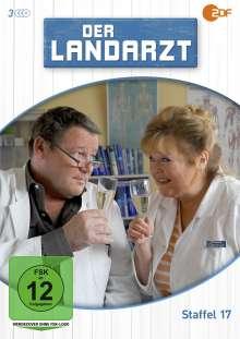 Der Landarzt Staffel 17, 3 DVDs