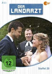 Der Landarzt Staffel 20, 3 DVDs