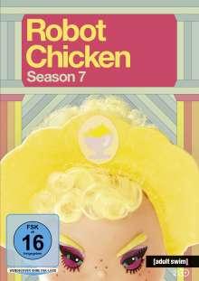 Robot Chicken Staffel 7, 2 DVDs
