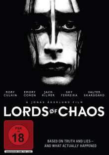 Lords of Chaos, DVD