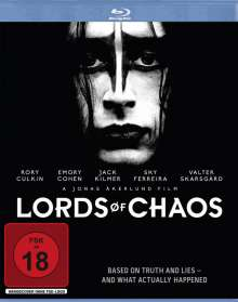 Lords of Chaos (Blu-ray), Blu-ray Disc