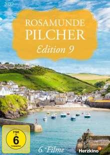 Rosamunde Pilcher Edition 9 (6 Filme auf 3 DVDs), 3 DVDs