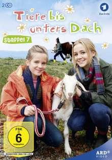 Tiere bis unters Dach Staffel 7, 2 DVDs
