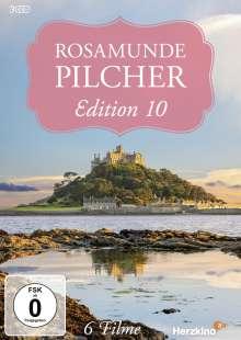 Rosamunde Pilcher Edition 10 (6 Filme auf 3 DVDs), 3 DVDs