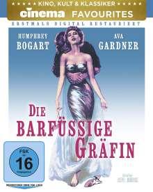Die barfüssige Gräfin (Blu-ray), Blu-ray Disc