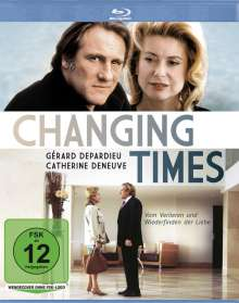 Changing Times (Blu-ray), Blu-ray Disc
