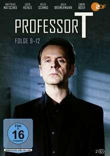 Professor T. Folge 9-12, 2 DVDs