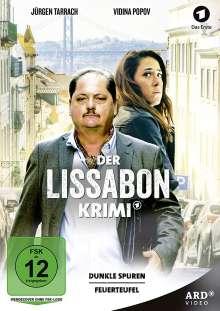 Der Lissabon-Krimi: Dunkle Spuren / Feuerteufel, DVD