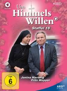 Um Himmels Willen Staffel 18, 4 DVDs