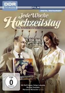 Jede Woche Hochzeitstag, DVD