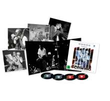 It Must Schwing - The Blue Note Story (2 Blu-rays & 2 DVDs im Big Sleeve in LP-Format) (Limited Edition 1000 Stück exklusiv bei jpc), 2 Blu-ray Discs und 2 DVDs