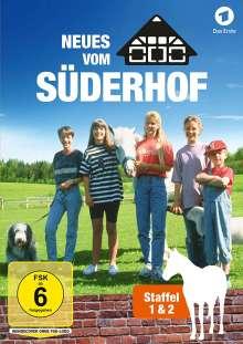 Neues vom Süderhof Staffel 1 & 2, 2 DVDs