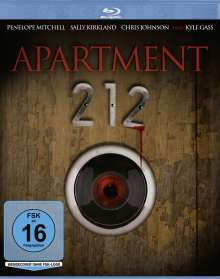 Apartment 212 (Blu-ray), Blu-ray Disc