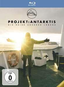 Projekt: Antarktis - Die Reise unseres Lebens (Blu-ray), Blu-ray Disc