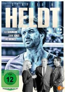Heldt Staffel 6, 4 DVDs