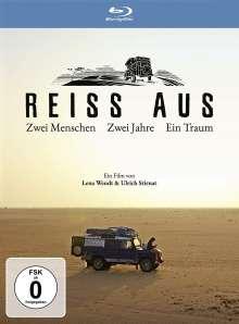 Reiss aus - Zwei Menschen. Zwei Jahre. Ein Traum (Blu-ray), Blu-ray Disc