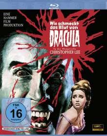 Wie schmeckt das Blut von Dracula (Blu-ray), Blu-ray Disc