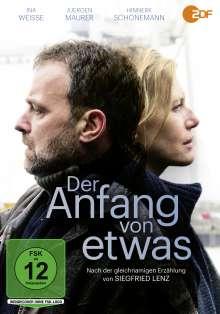 Der Anfang von etwas, DVD
