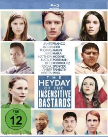 The Heyday of the Insensitive Bastards (Blu-ray), Blu-ray Disc