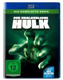 Der unglaubliche Hulk (Komplette Serie) (Blu-ray), 16 Blu-ray Discs