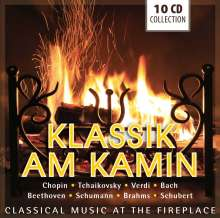 Klassik am Kamin, 10 CDs