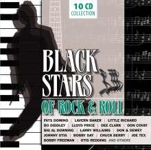 Black Stars Of Rock & Roll (Box-Set), 10 CDs