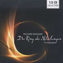 Richard Wagner (1813-1883): Der Ring des Nibelungen, 13 CDs