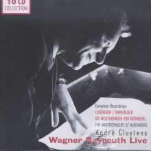 Andre Cluytens  - Wagner Bayreuth Live, 10 CDs