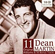 Dean Martin: 11 Original Albums & Bonus Tracks, 10 CDs