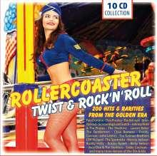 Rollercoaster, 10 CDs