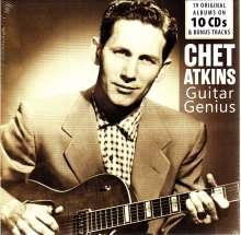 Chet Atkins: Guitar Genius - 18 Original Albums & Bonus Tracks, 10 CDs