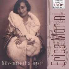 Erica Morini - Milestones of a Legend, 13 CDs