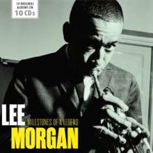 Lee Morgan (1938-1972): Milestones Of A Legend, 10 CDs