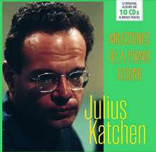 Julius Katchen - Milestones of a Piano Legend, 10 CDs