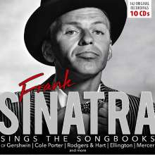 Frank Sinatra (1915-1998): Sings The Songbooks, 10 CDs