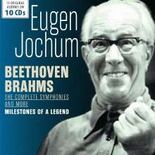 Ludwig van Beethoven (1770-1827): Symphonien Nr.1-9, 10 CDs