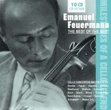 Emanuel Feuermann - The Best of the Best, 10 CDs